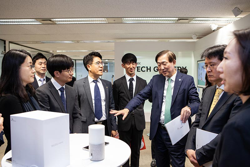 SK Telecom and Yonsei University Health System Join Forces to Introduce  5G-Powered Digital Hospital