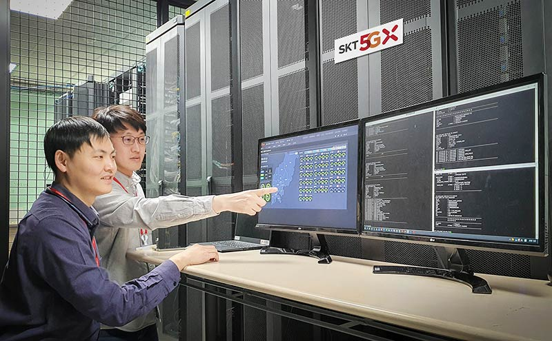 SK Telecom Achieves World's First Standalone 5G Over-the-Air Data Transmission on       Multi-Vendor Commercial 5G Network