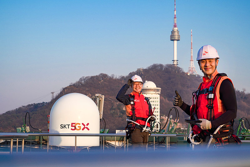 SK Telecom Announces its 5G Achievements and Plans on the First Anniversary of 5G Launch