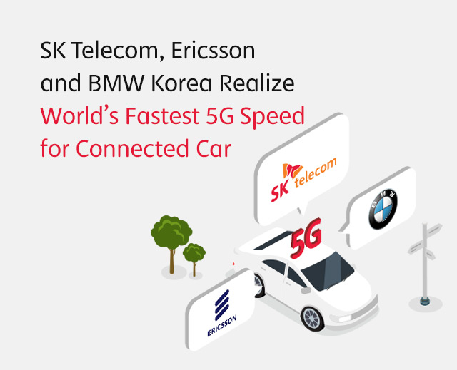 5G Speed for Connected Car