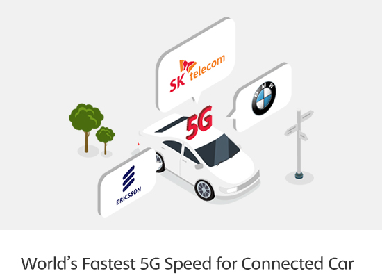 Expect the enhanced data communication speed to improve stability and safety