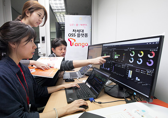 SK Telecom announced on October 19 that it has expanded the application of the T Advanced Next Generation Operational Supporting System (TANGO) to all telecommunications network. The system is an AI-assisted network operation system with big data analytics and machine learning capabilities, a result of SK Telecom's two year-long effort of development. It delivers the automated detection of issues on the network, the troubleshooting of the problems and the optimization of the performance.